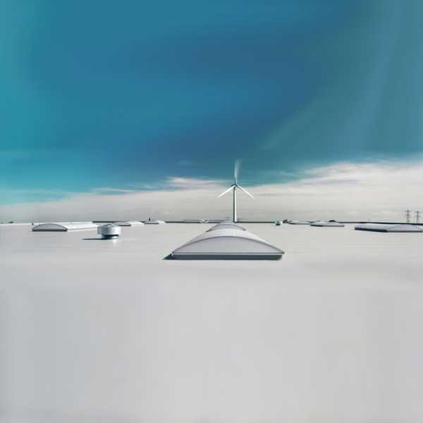 Villas tetőkibúvó - 80 x 80 cm